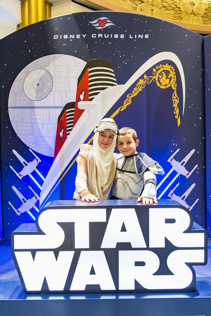Star Wars Day at Sea Kreuzfahrt 2017