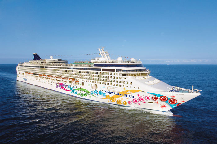 Norwegian Cruise Line NCL Pearl