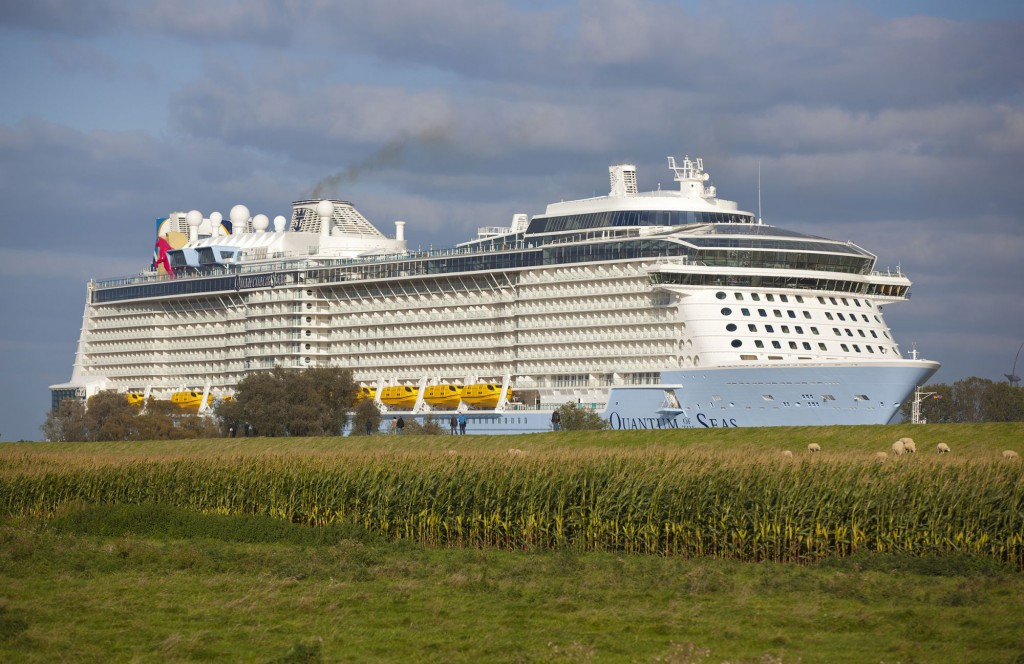 """Quelle: Royal Caribbean International"" Quantum of the Sea"