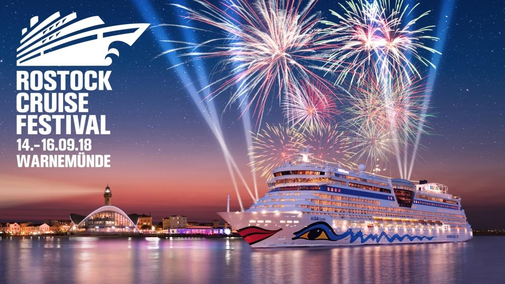 ROSTOCK CRUISE FESTIVAL 14.-16. September 2018