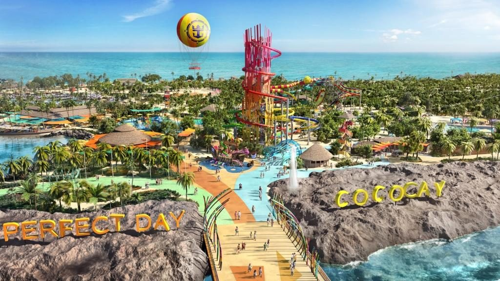 Royal Caribbean International Privatinsel Coco Cay