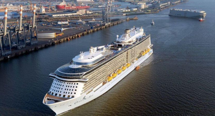 Bremerhaven ist auch 2018 ein interessanter Cruise Spotting Point