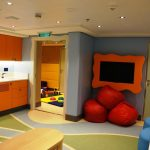 NCL Bliss Kids Area Guppies Raum