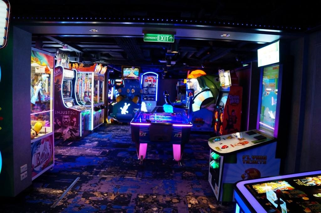 NCL Bliss Kids Area Video Arcade