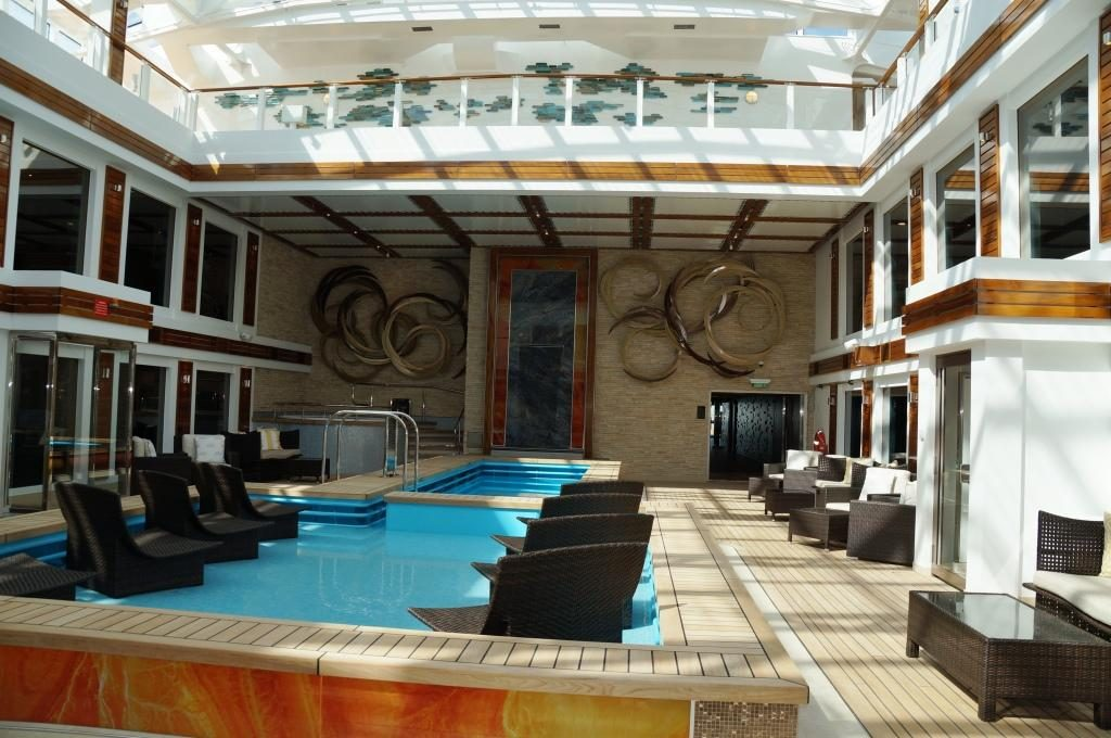 NCL Bliss The Haven Pool indoor