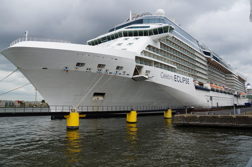 Celebrity Eclipse von Celebrity Cruises