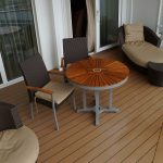 Celebrity Eclipse Celebrity Suite 1615 Balkon