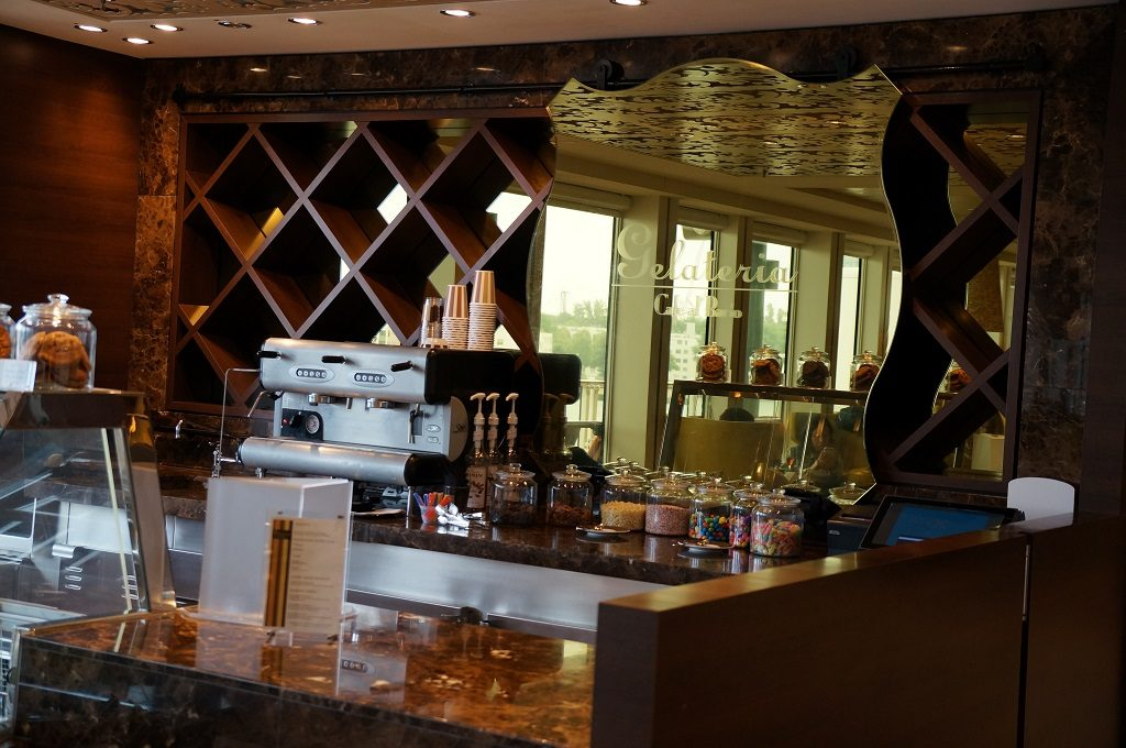 Celebrity Eclipse Gelateria