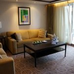 Celebrity Eclipse Royal Suite 1607