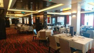 Norwegian Breakaway Hauptrestaurant Savor