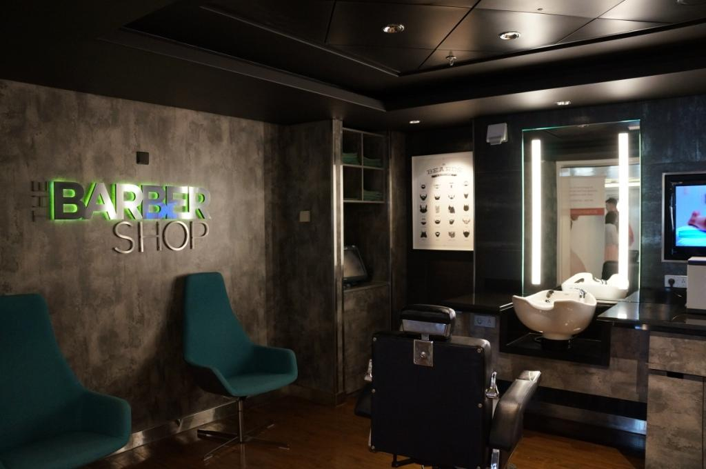 Norwegian Breakaway Barber Shop