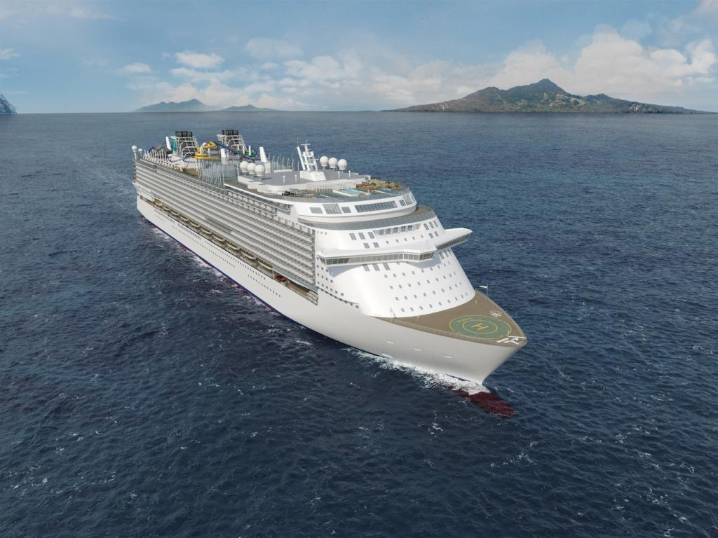 Dream Cruises Global 1