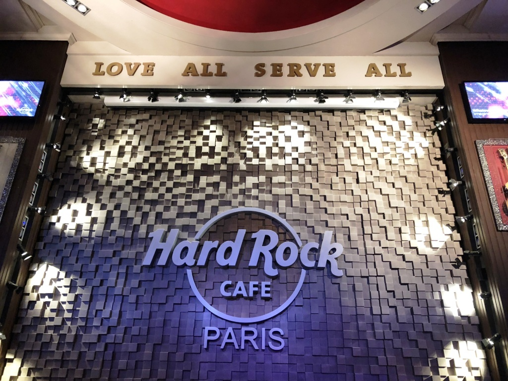 A-ROSA VIVA Hard Rock Cafe Paris