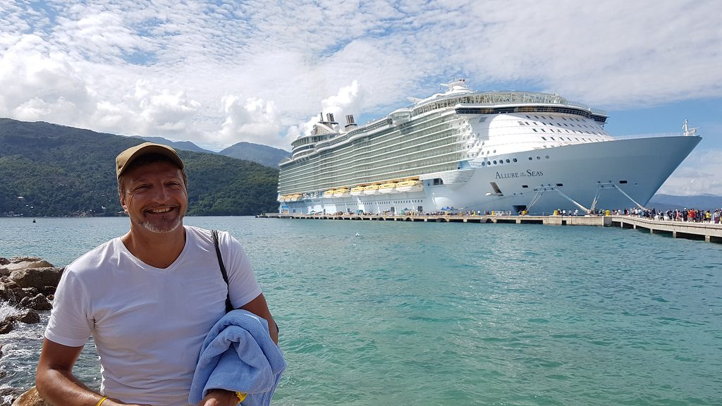 Allure of the Seas Labadee