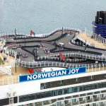 Foto: NCL Corporation Ltd. Norwegian Joy Racetrack