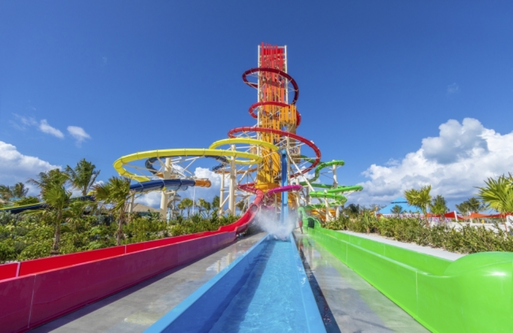 Royal Caribbean CoCoCay Daredevils Tower
