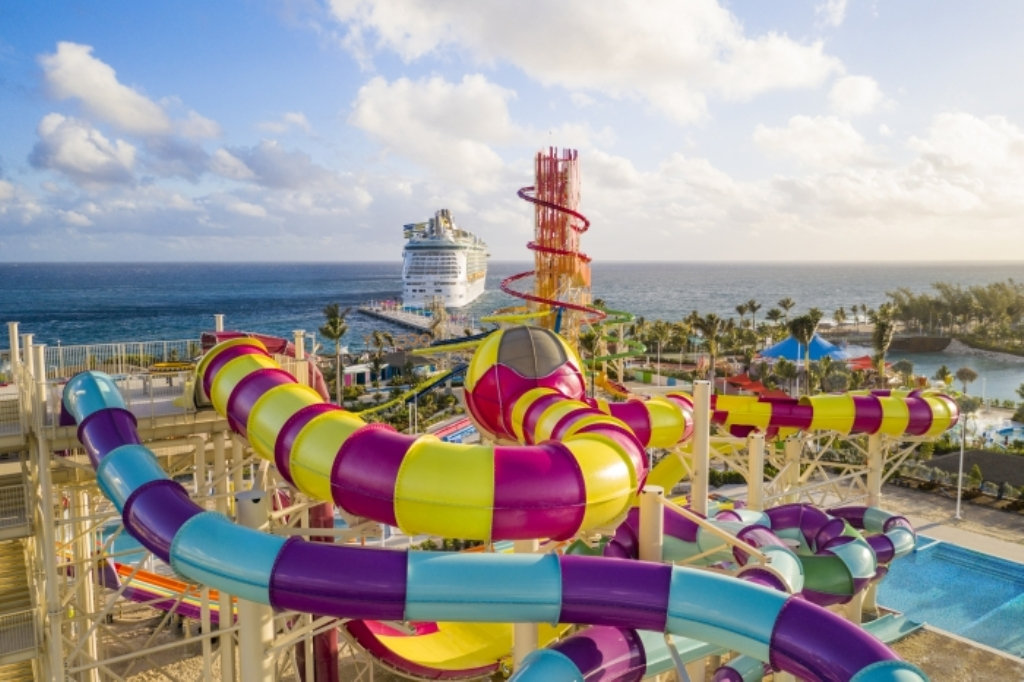 Royal Caribbean CocoCay-Splash Summit