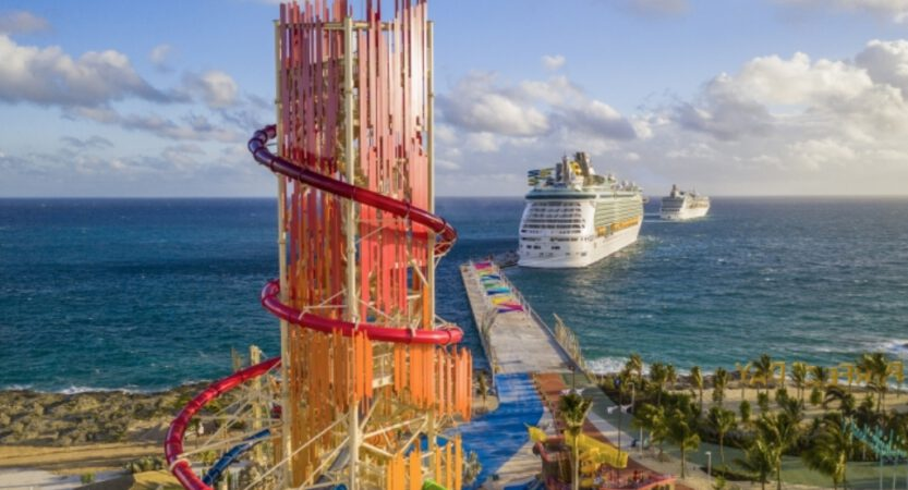 Royal Caribbean und TUI Cruises Privatinsel CocoCay