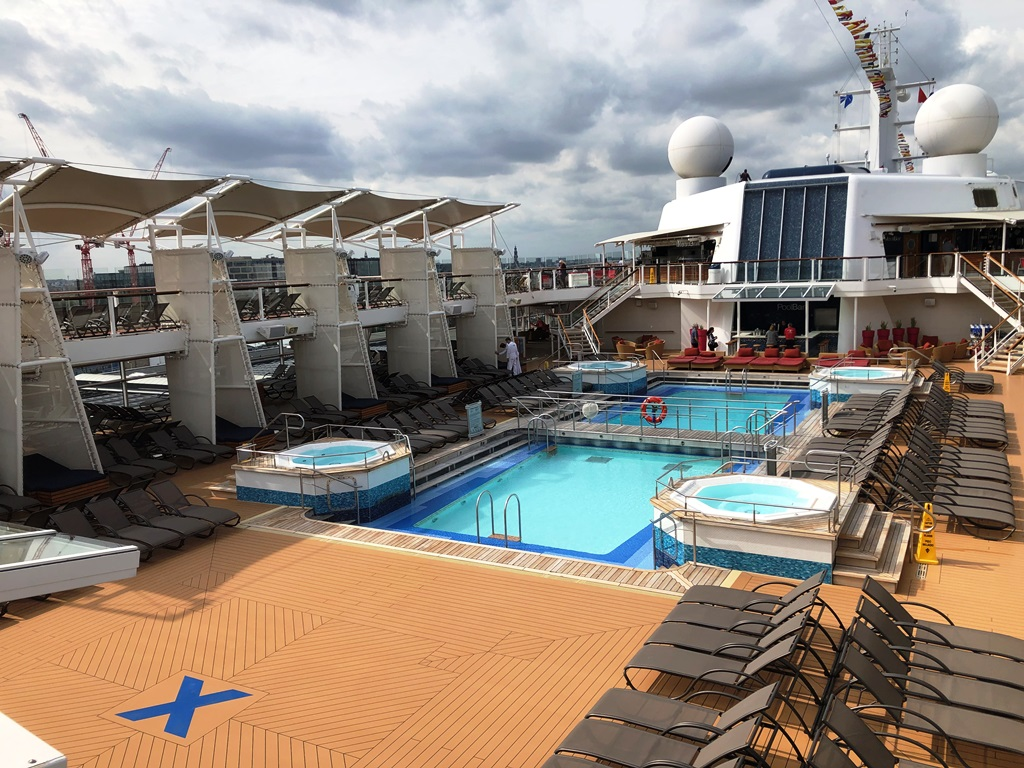 Celebrity Reflection Pool