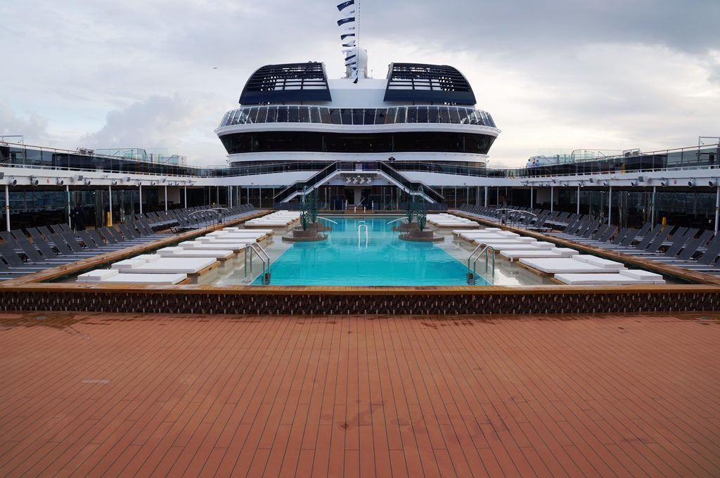 MSC Grandiosa Atmosphere Pool