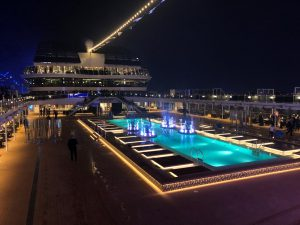 MSC Cruises Neustart im August