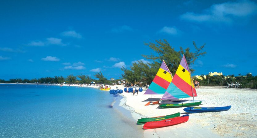 20 Jahre Privatinsel Half Moon Cay