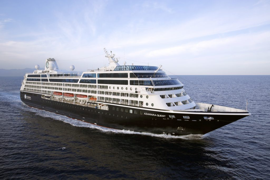 Quelle: Azamara Club Cruises Azamara Quest