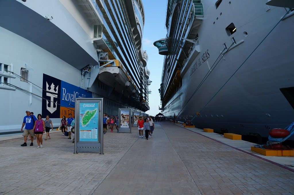 Allure of the Seas Ausflug und Liberty of the Seas