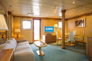 Cruise & Maritime Voyages storia Owners Presidential Suite Ocean View with balcony