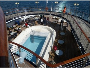 Cruise & Maritime Voyages Astoria Pool