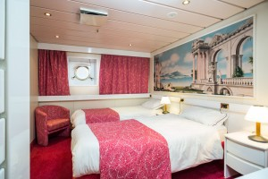 Cruise & Maritime Voyages Astoria Standard Twin Ocean View