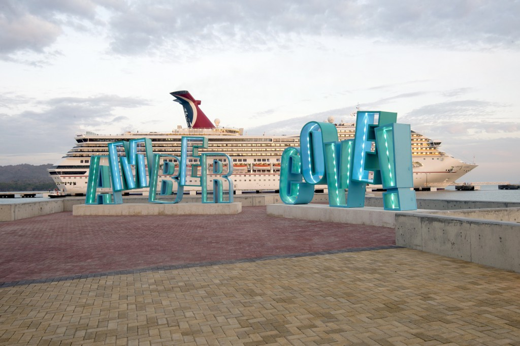 Carnival Cruise Line Amber Cove