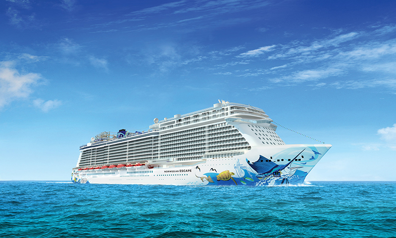 Foto: © Norwegian Cruise Line