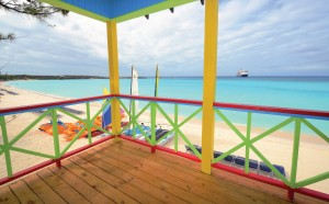 Holland America Line Half Moon Cay Beach Villas Balcony