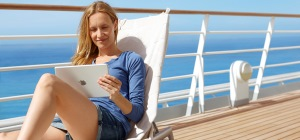 Aida Cruises Internet an Bord