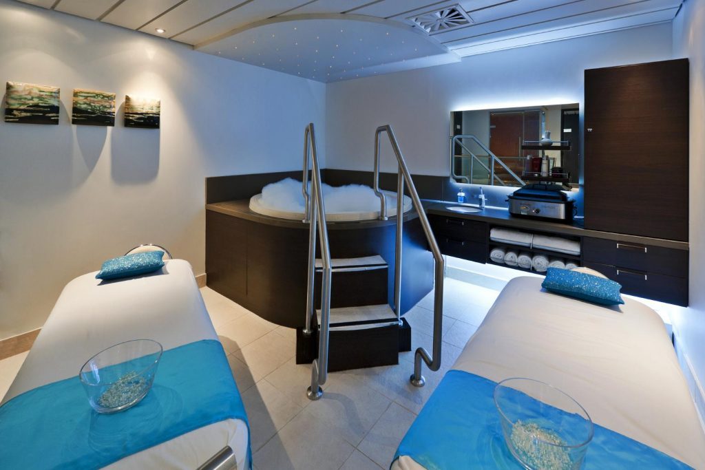 Cruise & Maritime Voyages MS Columbus Aqua Jade-Wellness-Centre-Caribbean-Deck-2