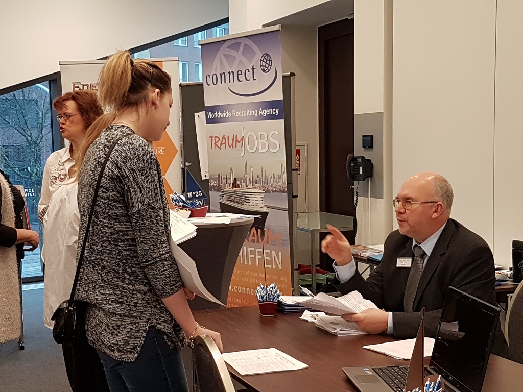 Job Messe hannover 2018