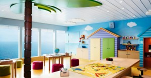 AIDA Cruises Kids Club Helios Klasse