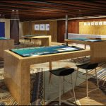 Holland America Line MS Nieuw Statendam The Hub