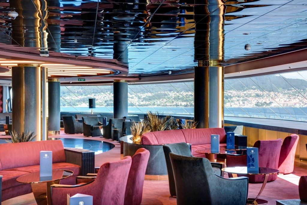 MSC Yacht Club - Top Sail Lounge