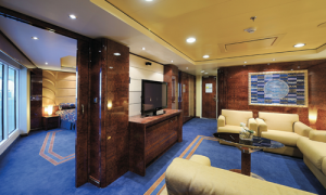 MSC Royal Suite Kreuzfahrt Cruise MSC Yacht Club