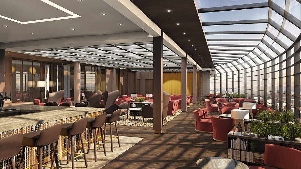 MSC Seaside Restaurant
