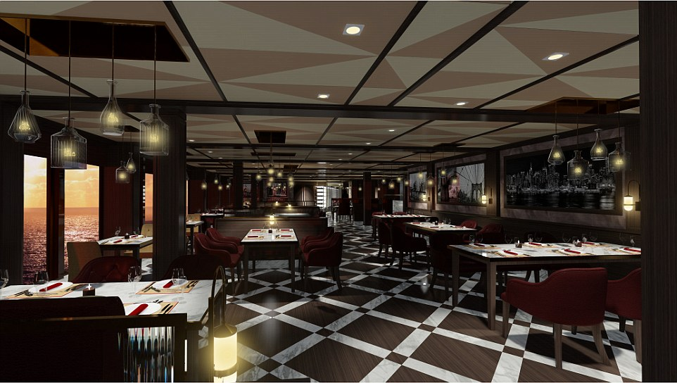 MSC Seaside Steakhouse
