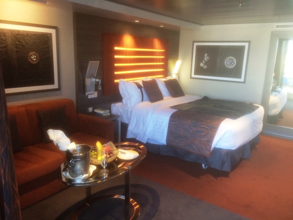 MSC Yacht Club Suite 18012