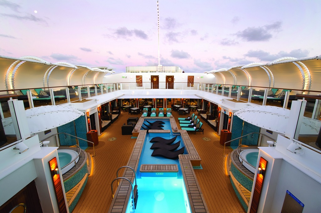 NCL Norwegian Getaway The Haven by Norwegian