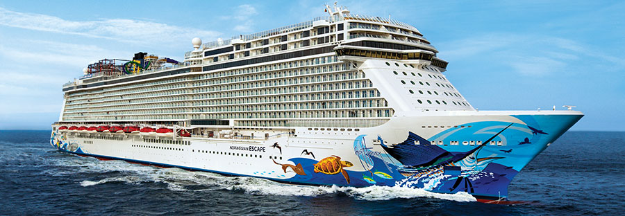 Norwegian Cruise Line NCL Bliss