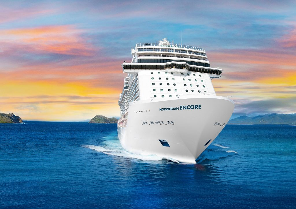 Norwegian ENCORE ab 2019 in der Karibik