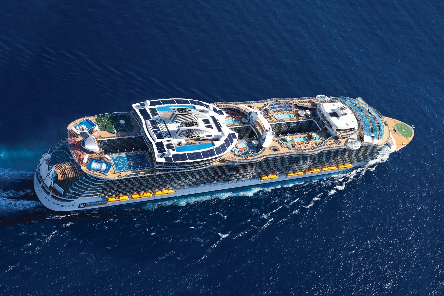 """Quelle: Royal Caribbean International"""