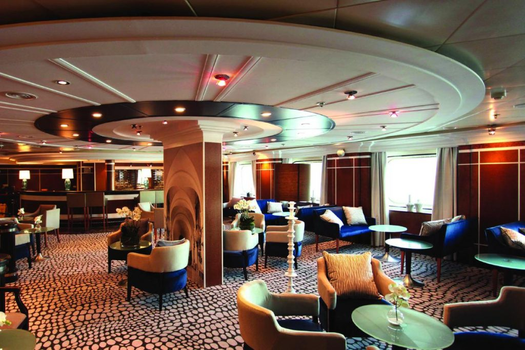 Cruise & Maritime Voyages MS Columbus Raffles Main Deck 6
