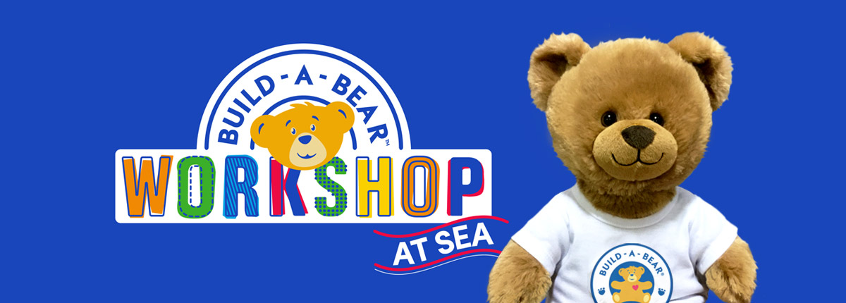 carnival cruise  Build A Bear Workshop Kreuzfahrt